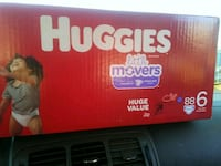 Huggies half price Albuquerque