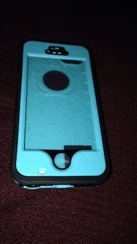 Teal and black iPhone case Mansfield, 44907