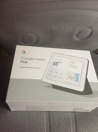 Brand New Google Home Hub in Box Montgomery Village, 20886