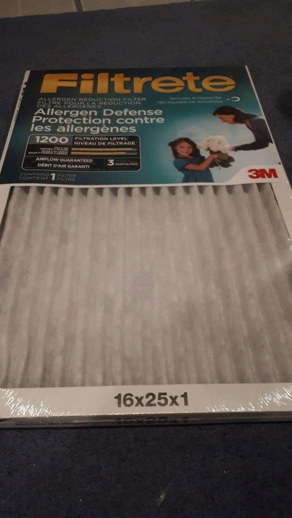 Air Cleaning filter 25648f92-7253-4935-9d58-4ae5cf48bc40