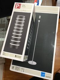 Lamp brand new, never opened Vancouver, V5X 1H2
