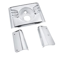 Harley Davidson - FLST Chrome Fork Cover Kit