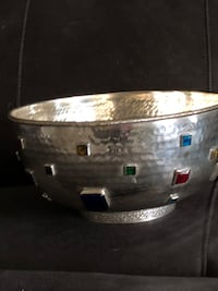 Fitz and floyd vintage jeweled bowl