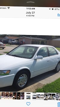 1998 Toyota Camry LE V6 Belle Chasse