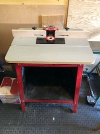 Freud router table  Mississauga, L5N