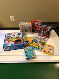 Puzzles, Books, Flash Cards, Game Fairfax, 22030