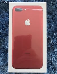 iPhone 8 Plus RED LIMITED Edition  Glenarden, 20706