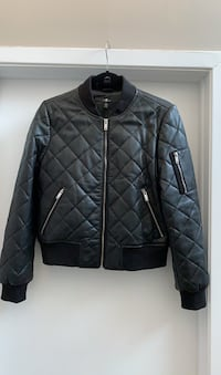 Designer leather jacket New