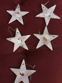 5 decor stars $12 for all  London, N5Y 4S2