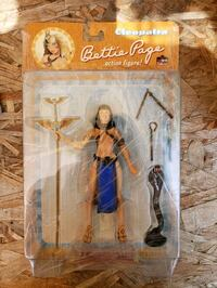 Bettie Page Cleopatra Los Angeles County, 91342