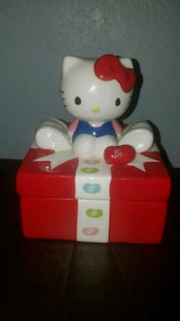 Hello Kitty Jelly Belly ceramic candy dish  Elk Grove