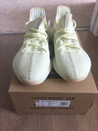 "Yeezy Boost 350 ""Butter"" size 10 DS  Fairfax, 22030"