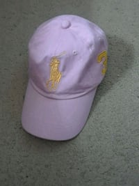 Pink polo hat Olney, 20832
