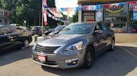 2015 NISSAN ALTIMA SV SEDAN (NO HST&LICENCING)  WITH ONLY 44 KM Toronto