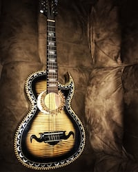 Custom hand made bajo quinto made in mexico Earlimart, 93219