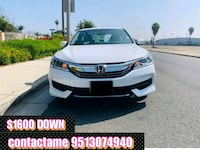 Honda - Accord - 2016 $1600 DOWN PAYMENT Riverside
