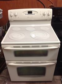 Cream maytag double oven. Columbus, 43227