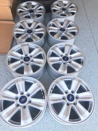 "17"" Oem Ford F-150 Wheels Set Of 4 Only  Sterling Heights, 48310"