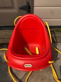 Little Tikes baby/toddler swing with hooks Vaughan, L6A 0C3
