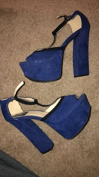 Size 9 heels  Lincoln, 68516