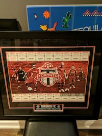 Toronto FC season ticket print Kitchener, N2P 2Y4