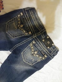 Miss me jeans size 28 (like new) Sparks, 89434