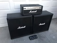Marshall MG100HCFX Carbon Fiber Full Stack Compton