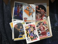 NBA Basketball Trading Cards Vintage San Jose, 95127