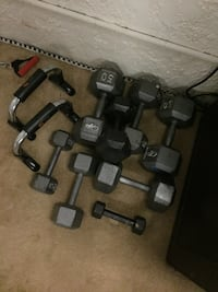 Weights FALLSCHURCH