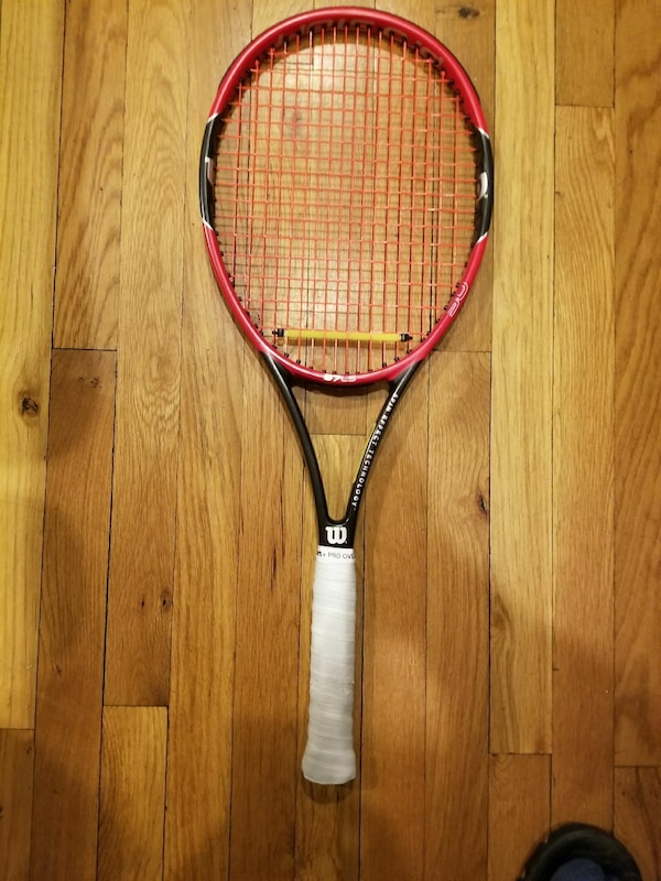 05990ec4c Used Wilson Pro Staff 97 LS grip size 4 1 2 for sale in New York - letgo