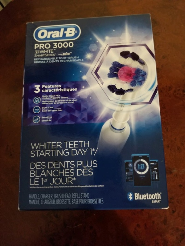 Oral-B toothbrush brand new 0