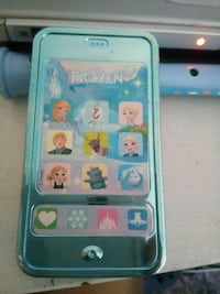 Movil frozen