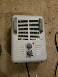 Space heater and fan Eugene, 97402