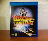 Back to the Future - Trilogy (Blu-Ray) Oslo, 0182