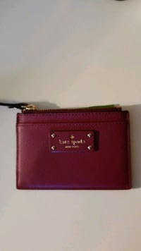 Authentic brand new Kate Spade coin purse  Vancouver, V6G 1S4