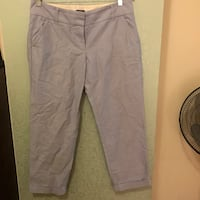 gray and white Nike pants Alexandria, 22314