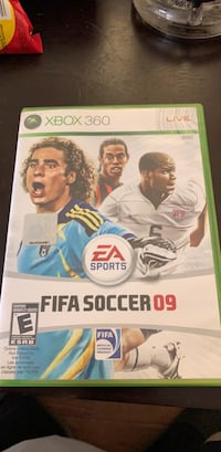 Fifa 09 (X Box 360) Washington, 20016