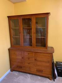 Cabinet, china cabinet, display cabinet