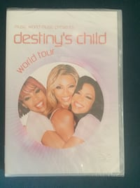 DVD Destiny's Child World Tour Neuf Freneuse, 78840
