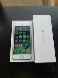 silver iPhone 6 in box Washington