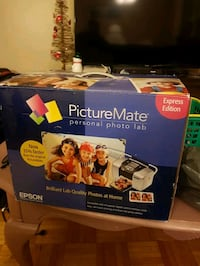 Photo printer PictureMate