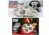 AIR-HOGS STAR WARS FALCON BRAND NEW **********COLLECTIBLE ITEM******** Toronto, M1B