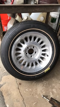 1-New Tire/Wheel Grand-marquis or Crown Vic Youngstown, 44512
