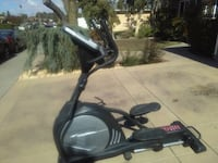 Sole E25 black and gray elliptical trainer Fremont, 94538
