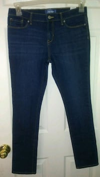 Dark blue demin jeans for girls size North Las Vegas, 89081