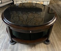 Coffe table and sofa table
