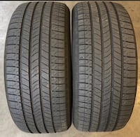 235/50R17 TIRES (only 2) Wallingford, 06492