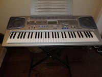 Casio CTI-591 full size Keyboard with stand Milton, L9T 0P6