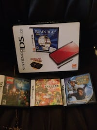 two Nintendo DS game cases