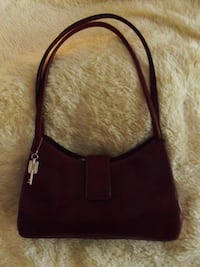 FOSSIL leather women's purse